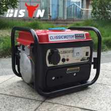 BISON (CHINA) Mini Portable Generator Benzin Generator 500W 650W Für Homeuse
