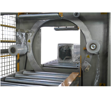 Machine d'emballage de tubes Accuwrap