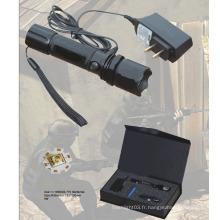 Rechargeable 180 Lumens CREE Q5 LED Flashlight