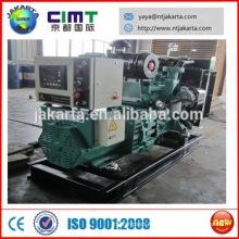 Motor diesel motor generador con depósito de combustible diario