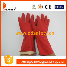 Red Latexhousehold Glove -DHL301