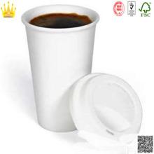 Tasse de crème glacée en plastique jetable, tasse de bière de Pong