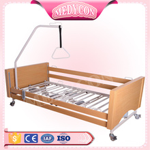 Five function used hospital beds for sale homecare bed furniture