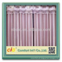 Cortina cortina/Blackout 2014 fashion Design cortina do Jacquard/laço
