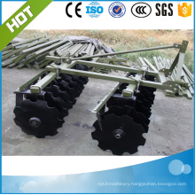 Agricultural machinery 1BQX-1.7(18pcs)3-point mounted Light-duty Disc Harrow