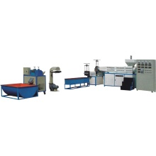Double Stage High-speed Plastic Recycling Machine