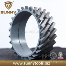 China Supplier High Quality Diamond Calibrating Wheel