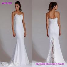 Qualitäts-Schatz-funkelnde Nixe-preiswertes Hochzeits-Kleid 2017