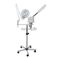 2In1Salon Spa 5X Magnifying Lamp Ozone beauty facial steamer