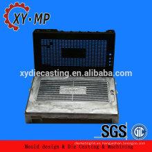 OEM de precisión de aluminio piezas de fundición piezas de hardware de comunicación