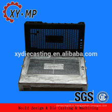 Pièces de moulage sous pression en aluminium à précision OEM matériel de communication