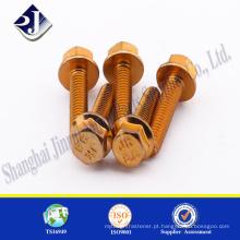 Fornecedor de hardware alibaba parafuso galvanizado de aço suave