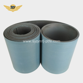 Low friction machine Anti friction soft belt