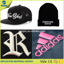 Cheap Price High Visible Reflective Embroidery Thread for Embroidering Customized Logo