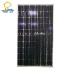 Panneau solaire de Sunpower 180W Mono en gros fournisseur de la Chine