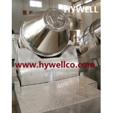 China for Big Capacity Mixing Machine Two Dimensional Mixer for Putty Powder export to Equatorial Guinea Importers
