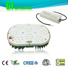 DLC listed led street light module with 6 years warranty