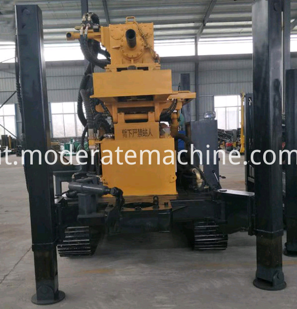 FY800 water well drilling rig 12