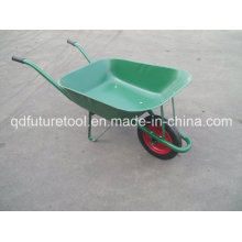 Strong French Wheelbarrow with Solid Wheel Wb6500