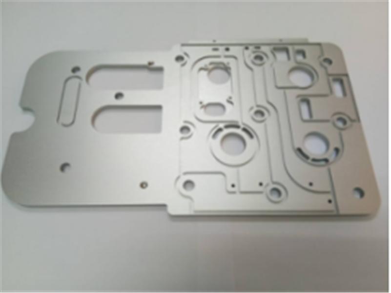 magnesium and aluminum Heat transfer plate