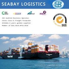 Qingdao Günstige Seeschifffahrtskosten nach Atlanta, Georgia