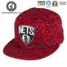 2016 große Mode Basketball Sport Team Snapback Cap mit Stickerei