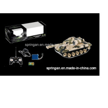 War Tanks R/C (rechargeable batteries included) Military Toy