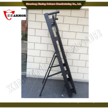 NIJ nível III / iiia / Iv escada balística escudo de motim