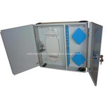 Boîte de distribution de terminal FTTH 24 cœurs