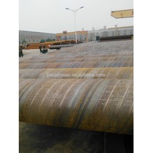 Large Diameter Q235B Q345 Spiral Welded Pipe