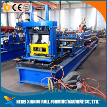 Steel C channel C purlin section roll forming machine