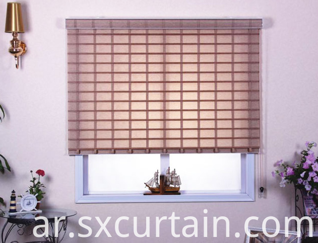 Wholesale Shangri-la Curtain Blind