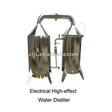 DGJZZ-100 Máquina eléctrica destiladora de agua de alto efecto