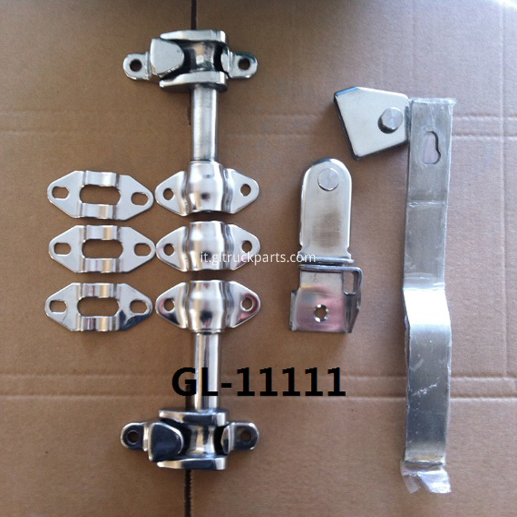 S304 Stainless Steel Rear Door Lock Set