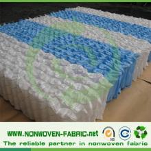 Ropa de cama y colchón Spunbond tela no tejida
