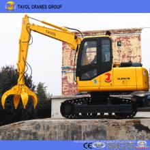 Escavadeira de Esteira Hidráulica para Escavadeira de Construção