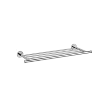 Stainless steel Single-layer towel bar bathroom accessory