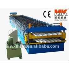 Color Double Panel Roll Forming Machine