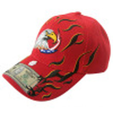 Baseball Cap with Appliquebb226