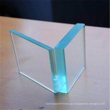Vidro reflexivo, vidro de construção claro do flutuador para o mercado europeu