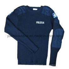 Высокое качество Полицейская шерстяная свитера