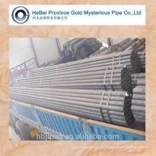 ASME SA179 tubo de aço sem costura