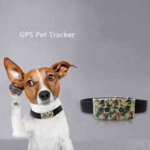 Waterdichte 3G Real-Time Pet Tracker GPS