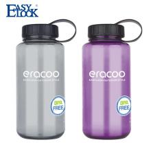 Botella de agua ecológica de marca Tritan de medición