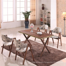 Wholesale Wood Furniture Tables Chairs for Restaurant (SP-CT722)