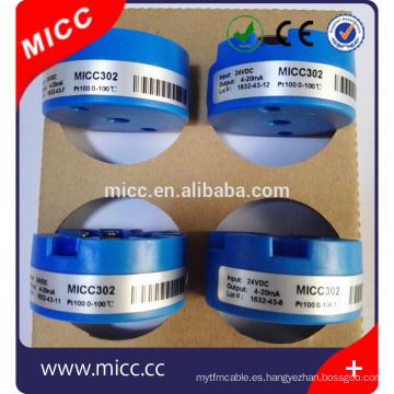 Transmisor de temperatura MICC 302 4-20 ma en venta