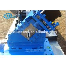 Metall Decke Main Tee Roll Forming Machine, Main T und Cross Tee Roll Forming Machine