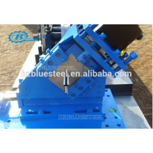 Metal Ceiling Main Tee Roll Forming Machine , Main T And Cross Tee Roll Forming Machine