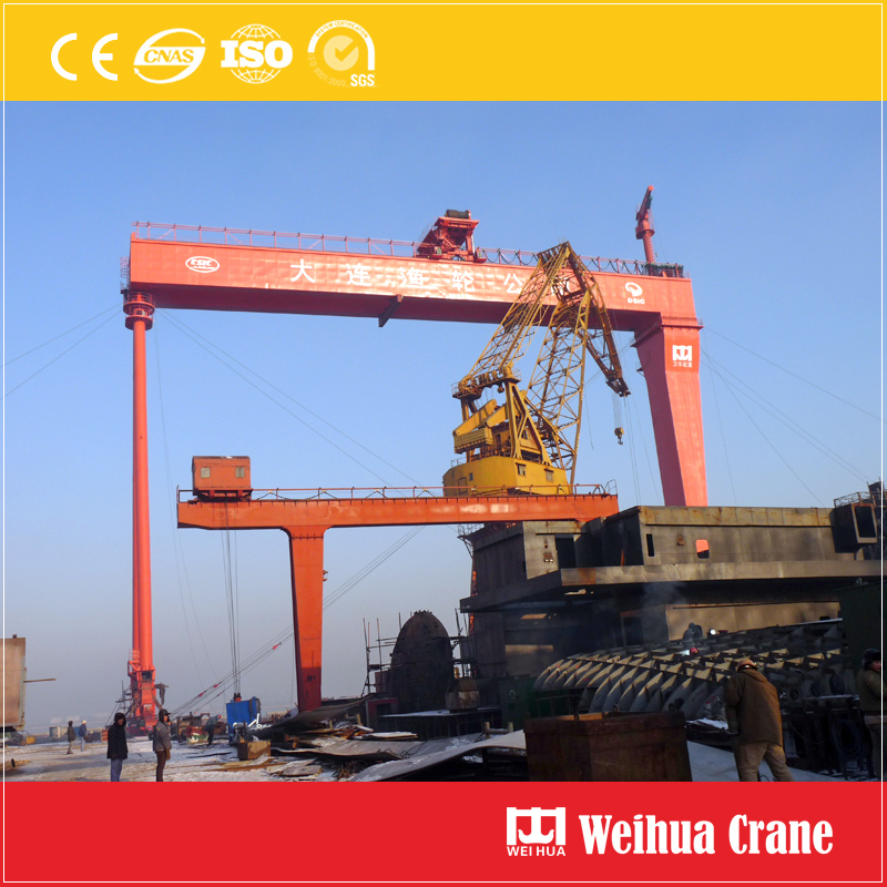 Gantry Crane For Shipbuilding