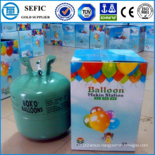 Helium Gas Cylinder with 99.99% Helium Gas (GFP-22)